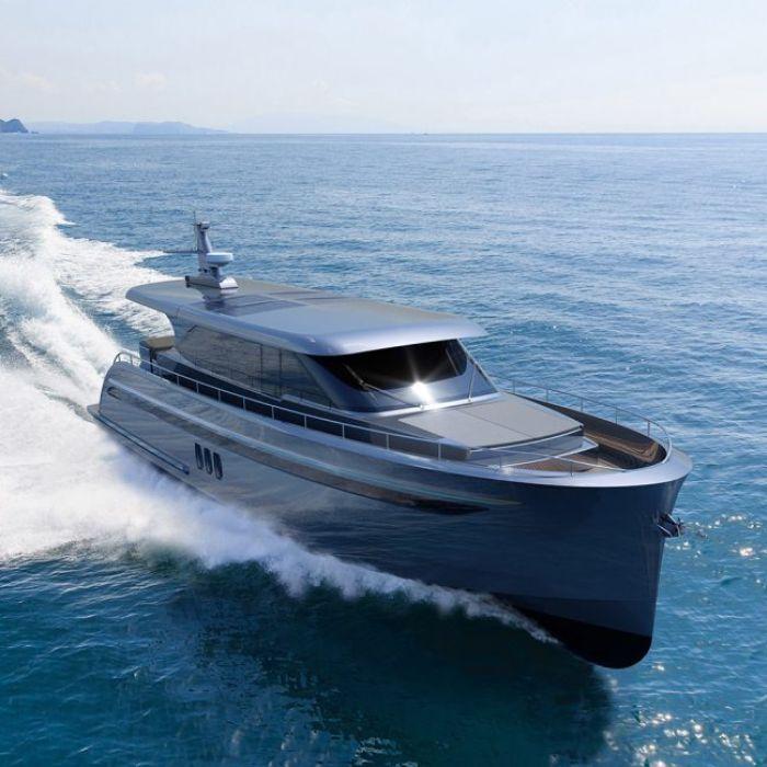 CE certificering Steeler yachts