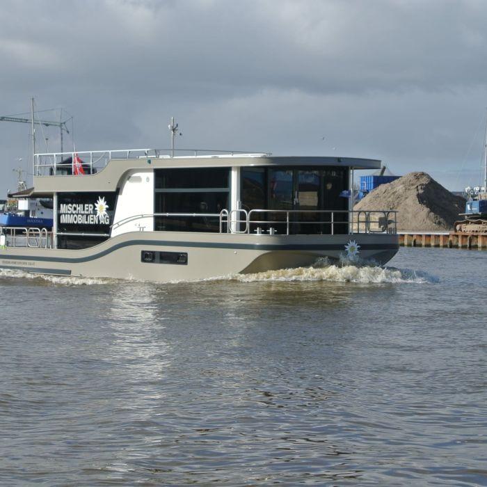 CE certificering houseboat